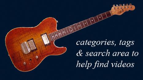 G&L ASAT Guitar Banner